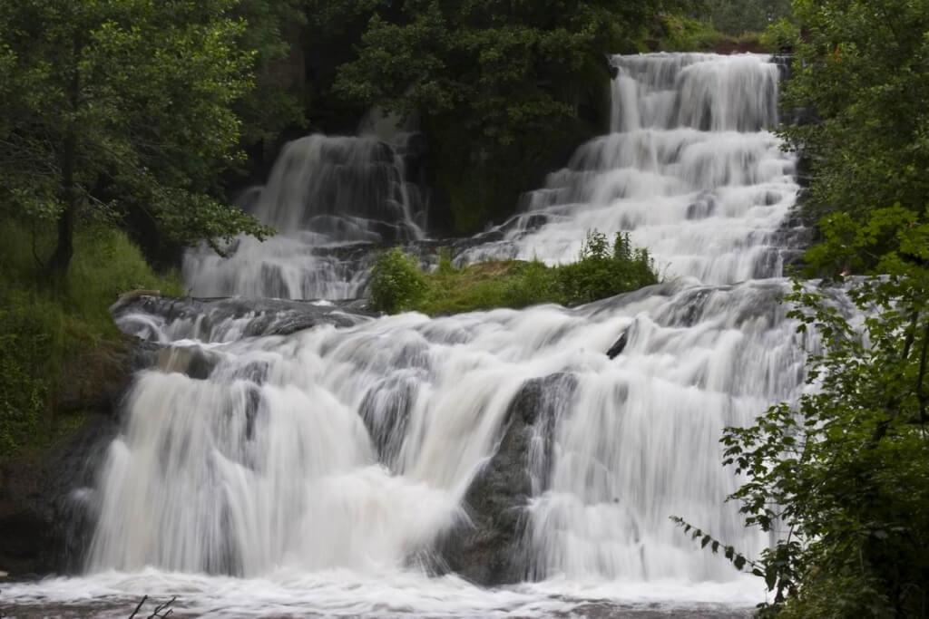 рівнинний водоспад