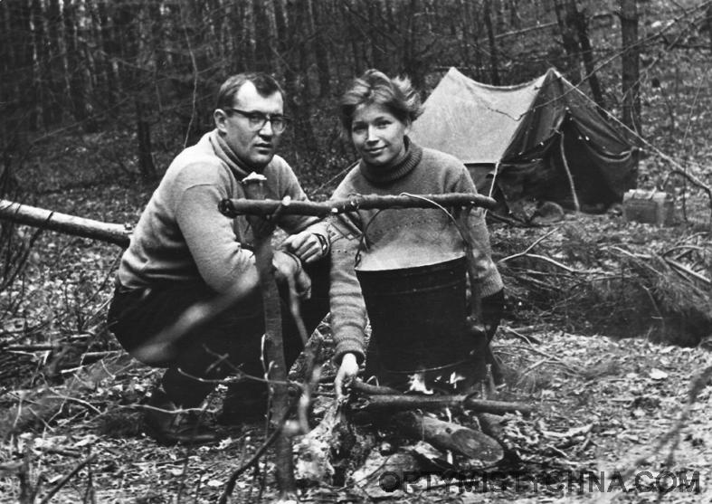 04 1965 САВЧИНЫ МИРОН ПЕТРОВИЧ И ЛЮДМИЛА ЛЬВОВНА
